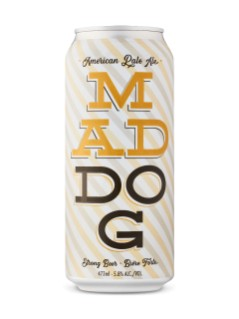 Old Dog Brewing Mad Dog APA