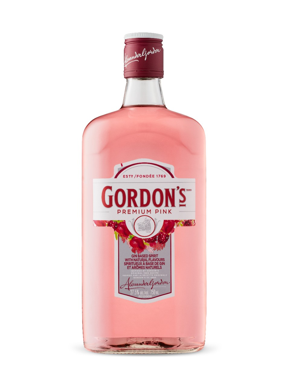 Image for Gordon's Pink Gin from LCBO