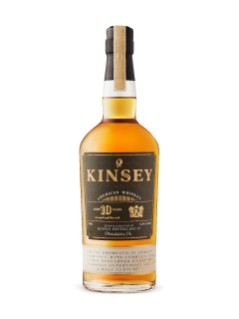Kinsey 10 Years Old American Whiskey