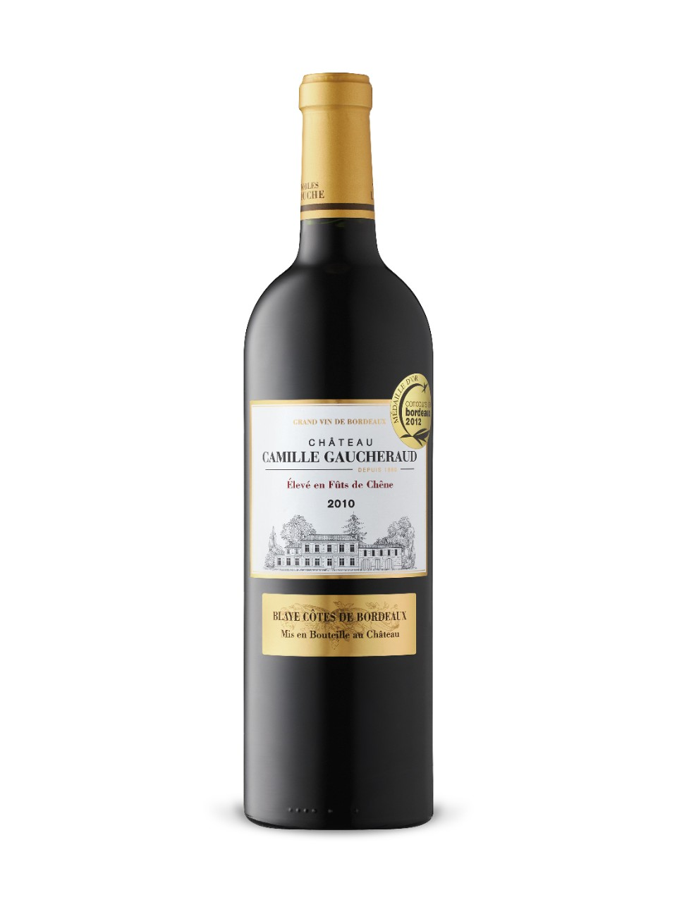 Image for Château Camille Gaucheraud 2010 from LCBO