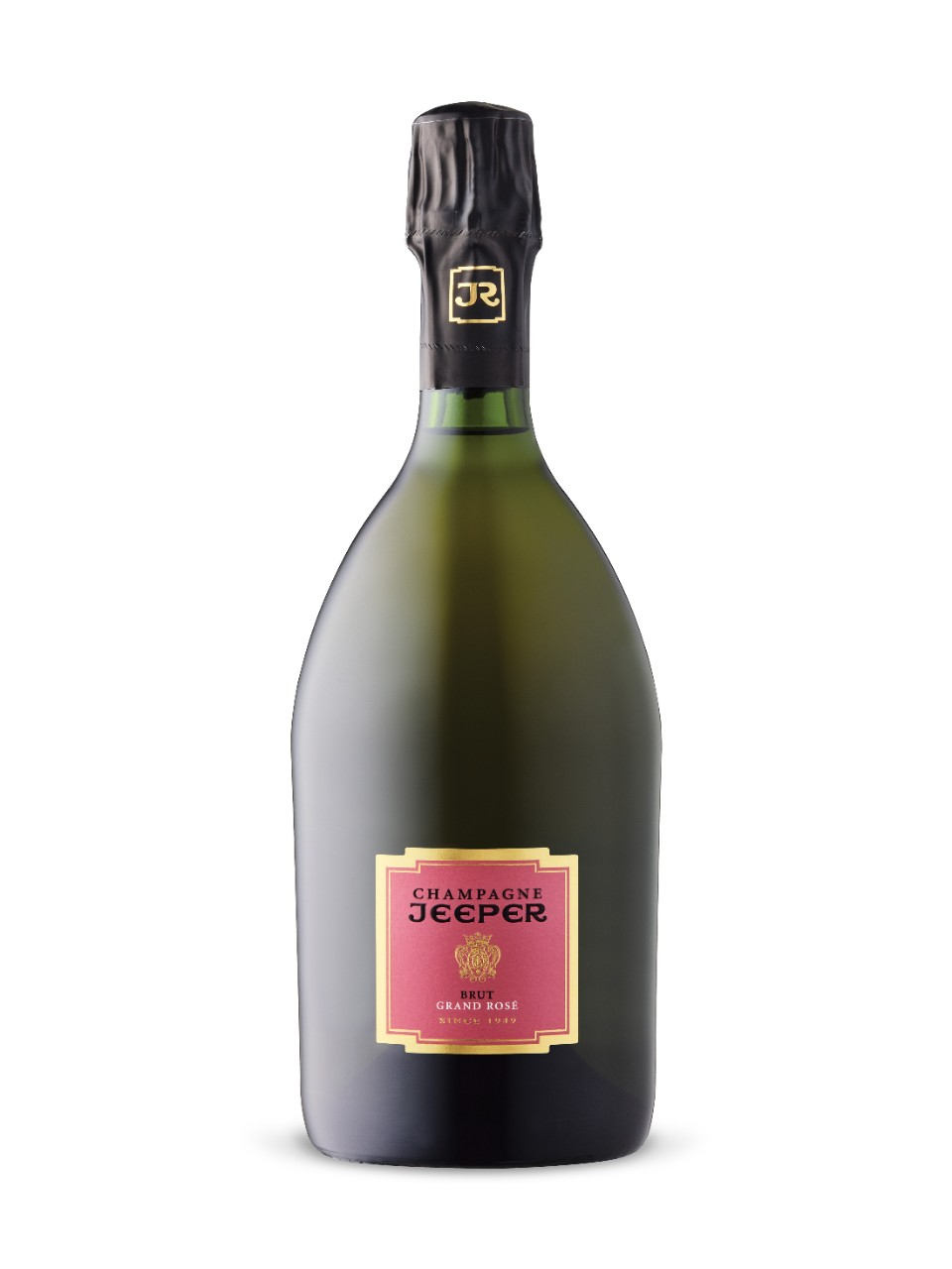 Image for Jeeper Brut Grand Rosé Champagne from LCBO