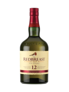 Whiskey irlandais Redbreast 12 ans d'âge