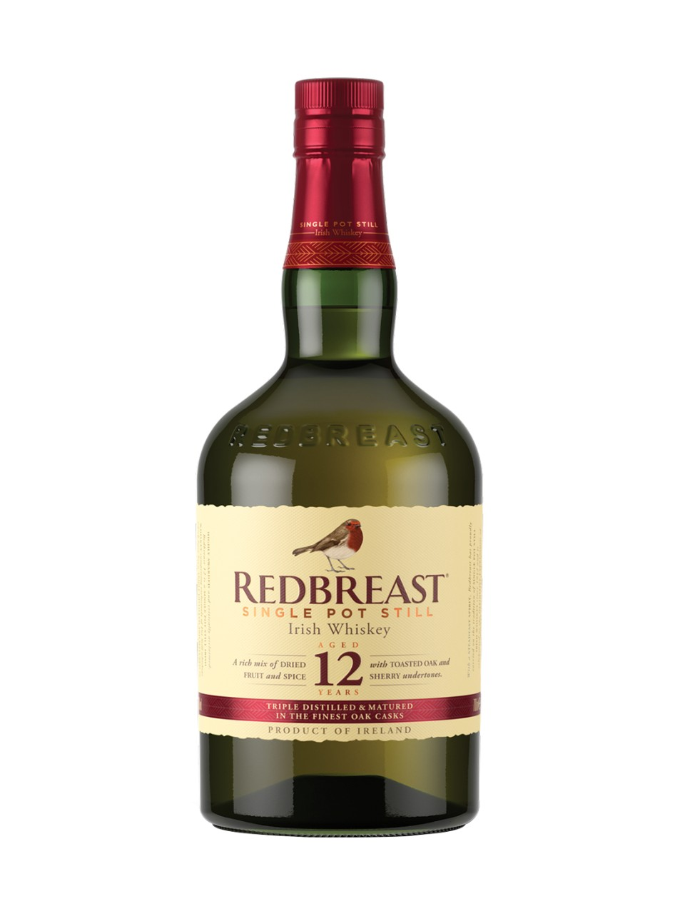 Image for Redbreast 12 Year Old Irish Whiskey from LCBO