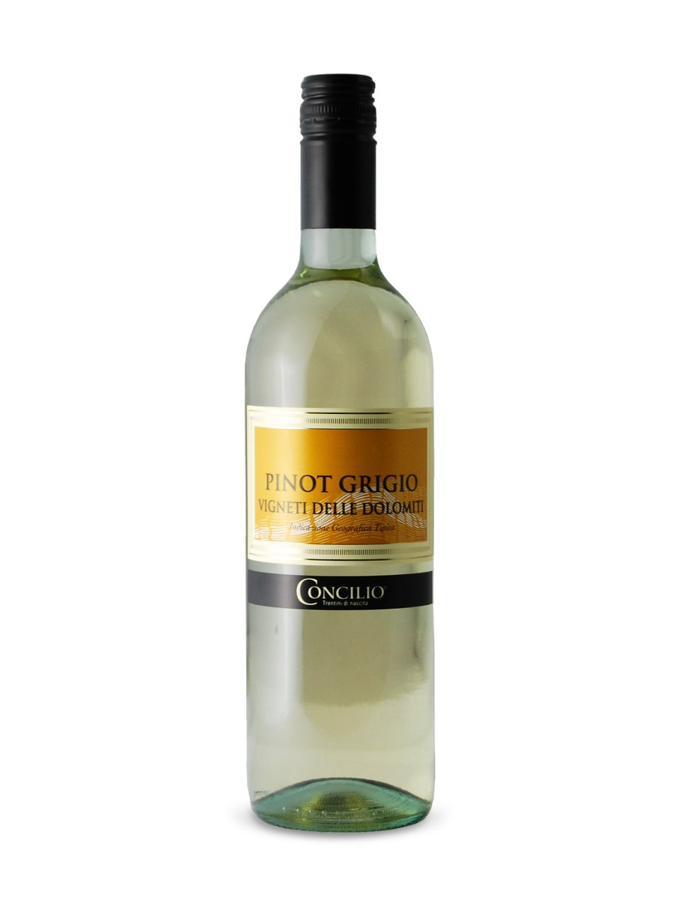 Image for Concilio Pinot Grigio Trentino DOC from LCBO