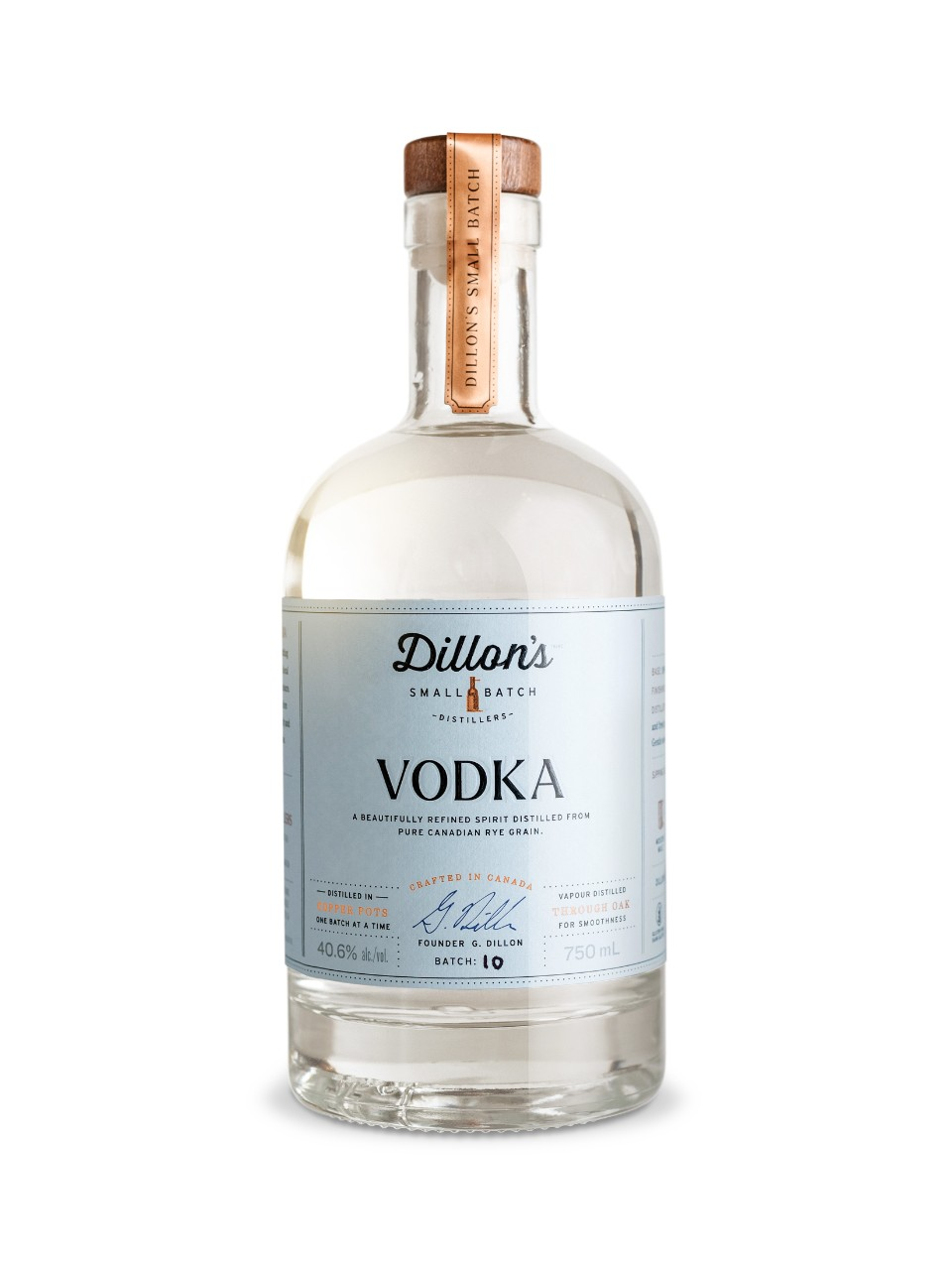 Image for Dillon's Vodka from LCBO