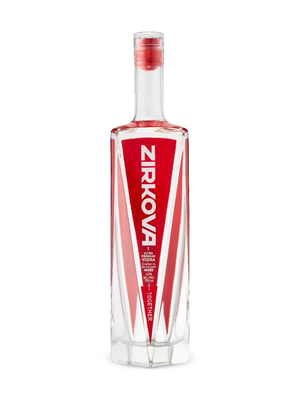 Image for Zirkova Together Ultra Premium Vodka from LCBO