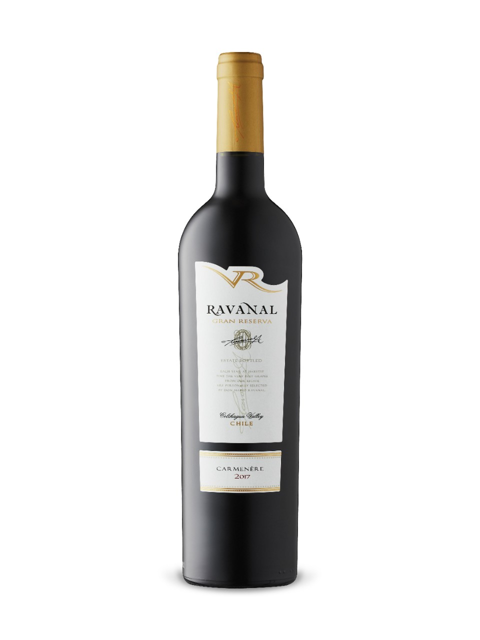 Image for Ravanal Gran Reserva Carmenère 2017 from LCBO
