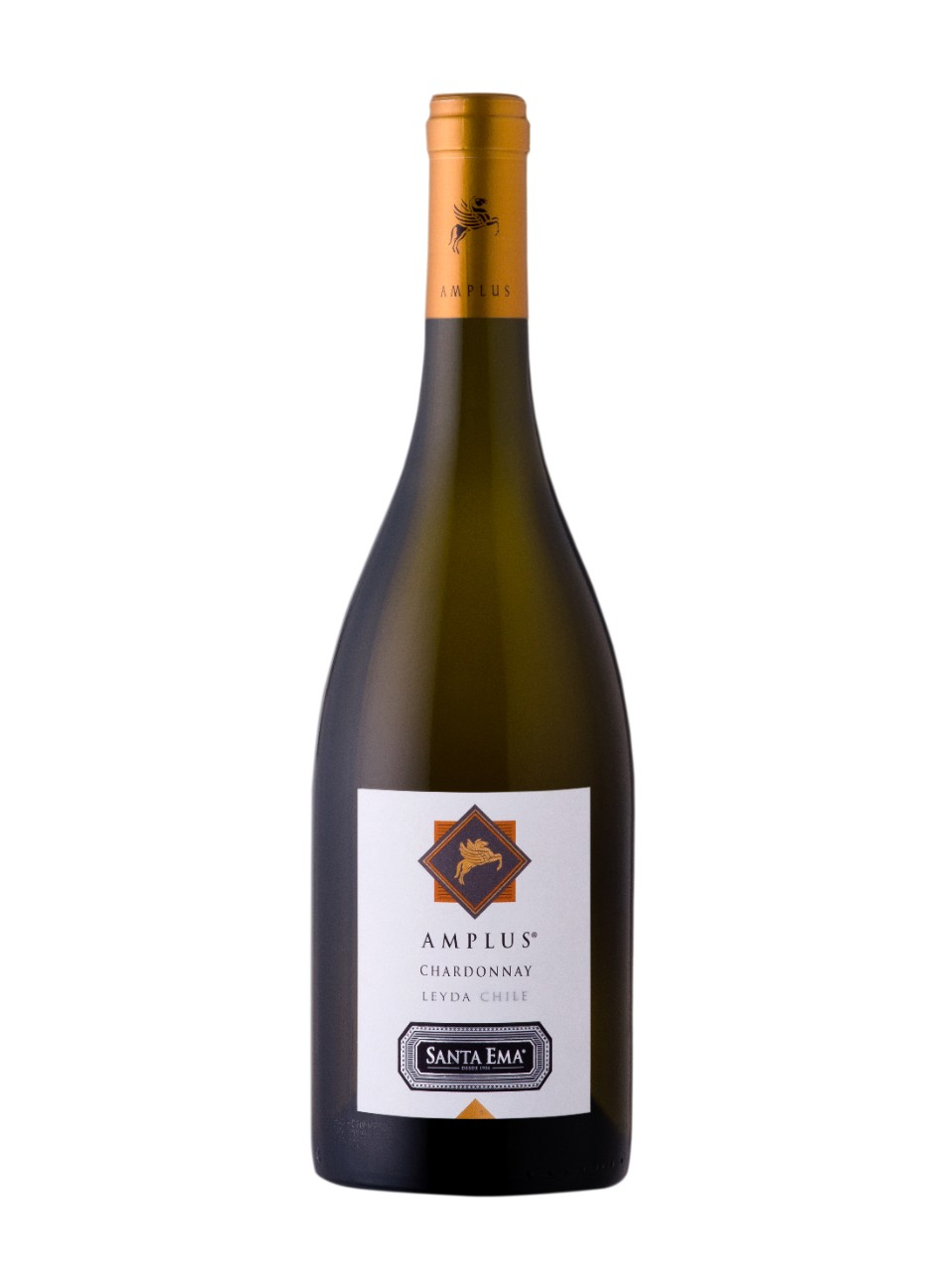 Image for Santa Ema Amplus Chardonnay 2018 from LCBO