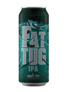 Driftwood Brewing Fat Tug IPA