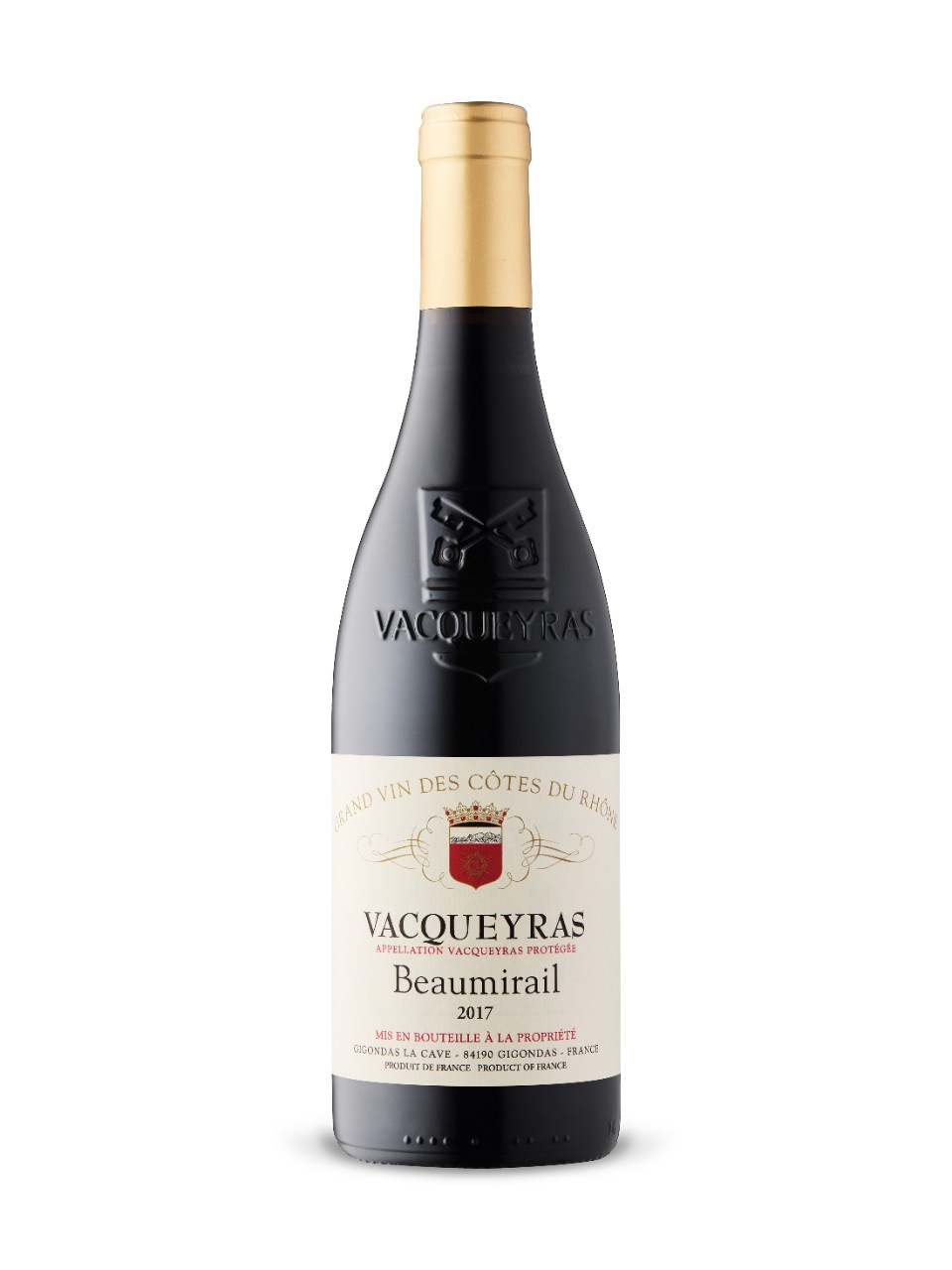 Image for Beaumirail Vacqueyras 2016 from LCBO