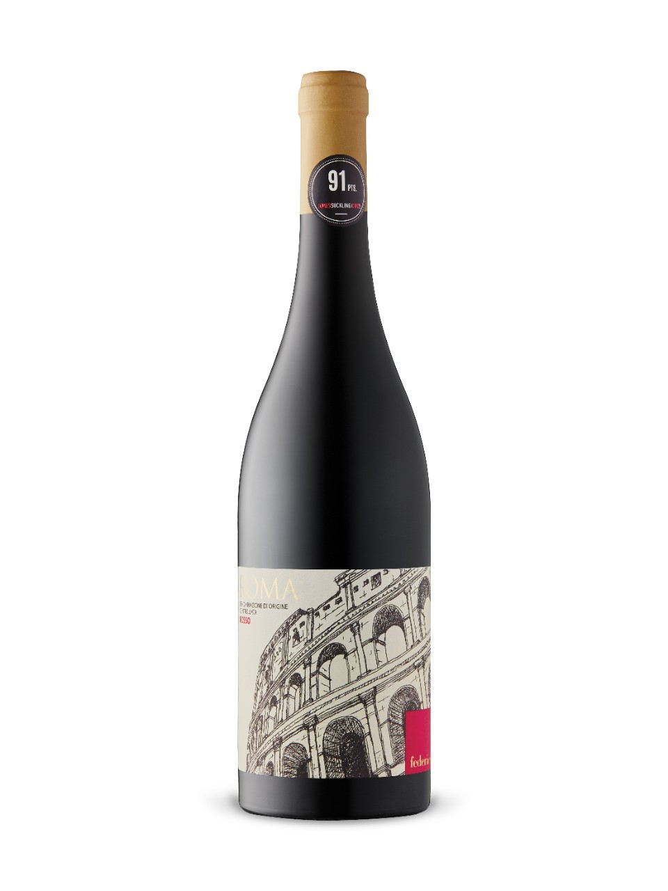 Image for Federici Roma Rosso 2017 from LCBO