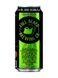 Full Beard Brewing - The Master of Beta