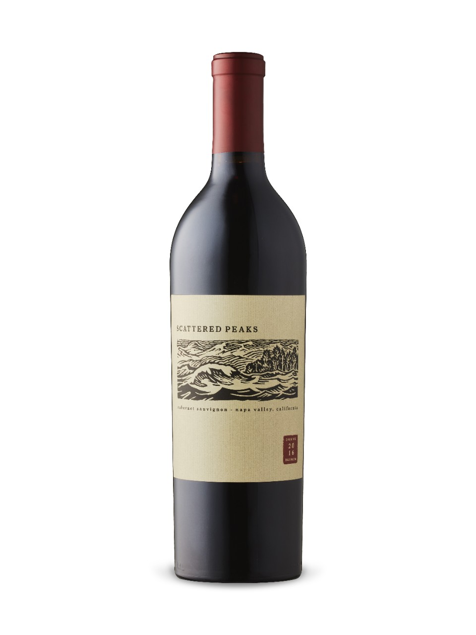 Image for Scattered Peaks Cabernet Sauvignon 2015 from LCBO
