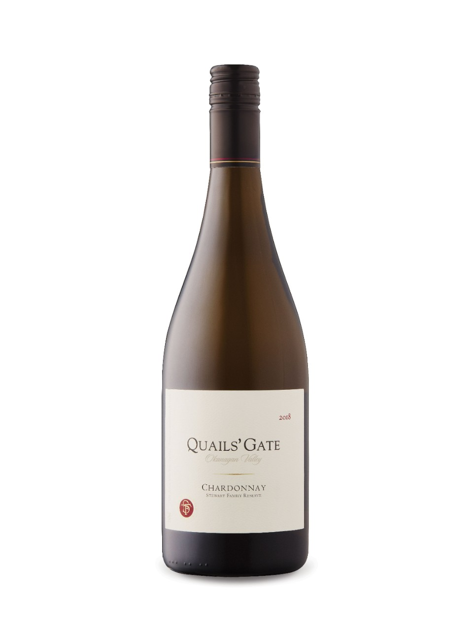 Image for Quails' Gate Stewart Family Reserve Chardonnay 2016 from LCBO