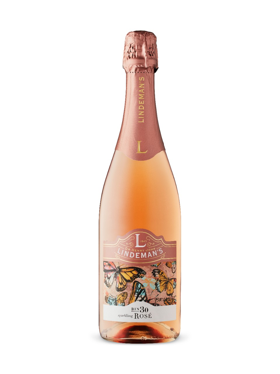 Lindeman's Bin 30 Sparkling Rosé from LCBO