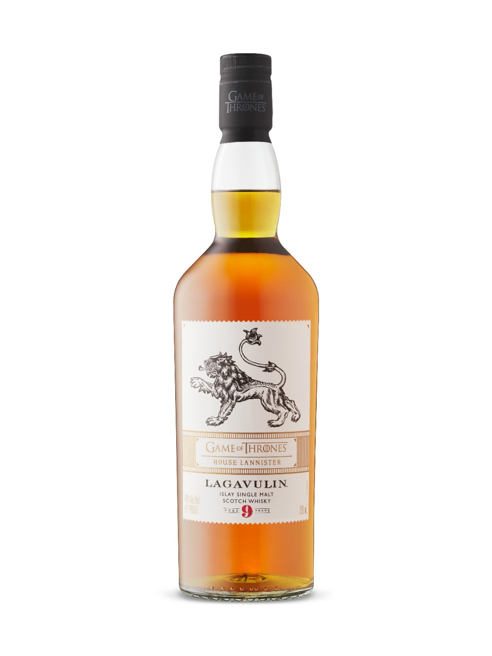 Image for Lagavulin 9: Game of Thrones House Of Lannister from LCBO
