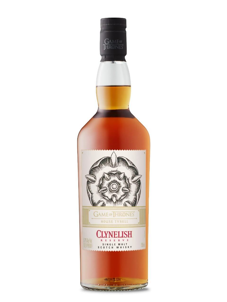 Whisky écossais Clynesh Nad - Game of Thrones House of Tyrell