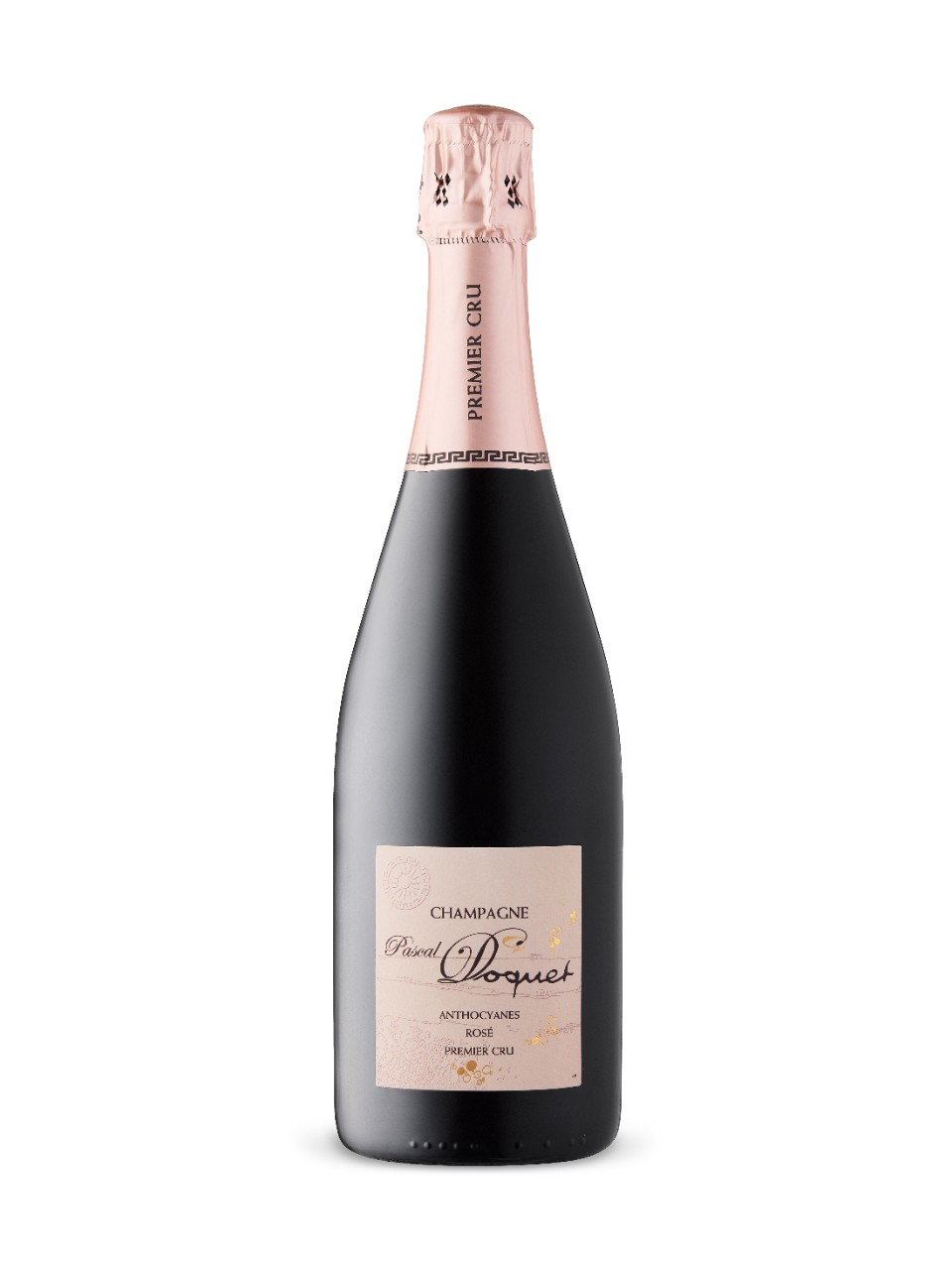 Image for Champagne Pascal Doquet Anthocyanes 1er Cru Extra Brut Rose from LCBO