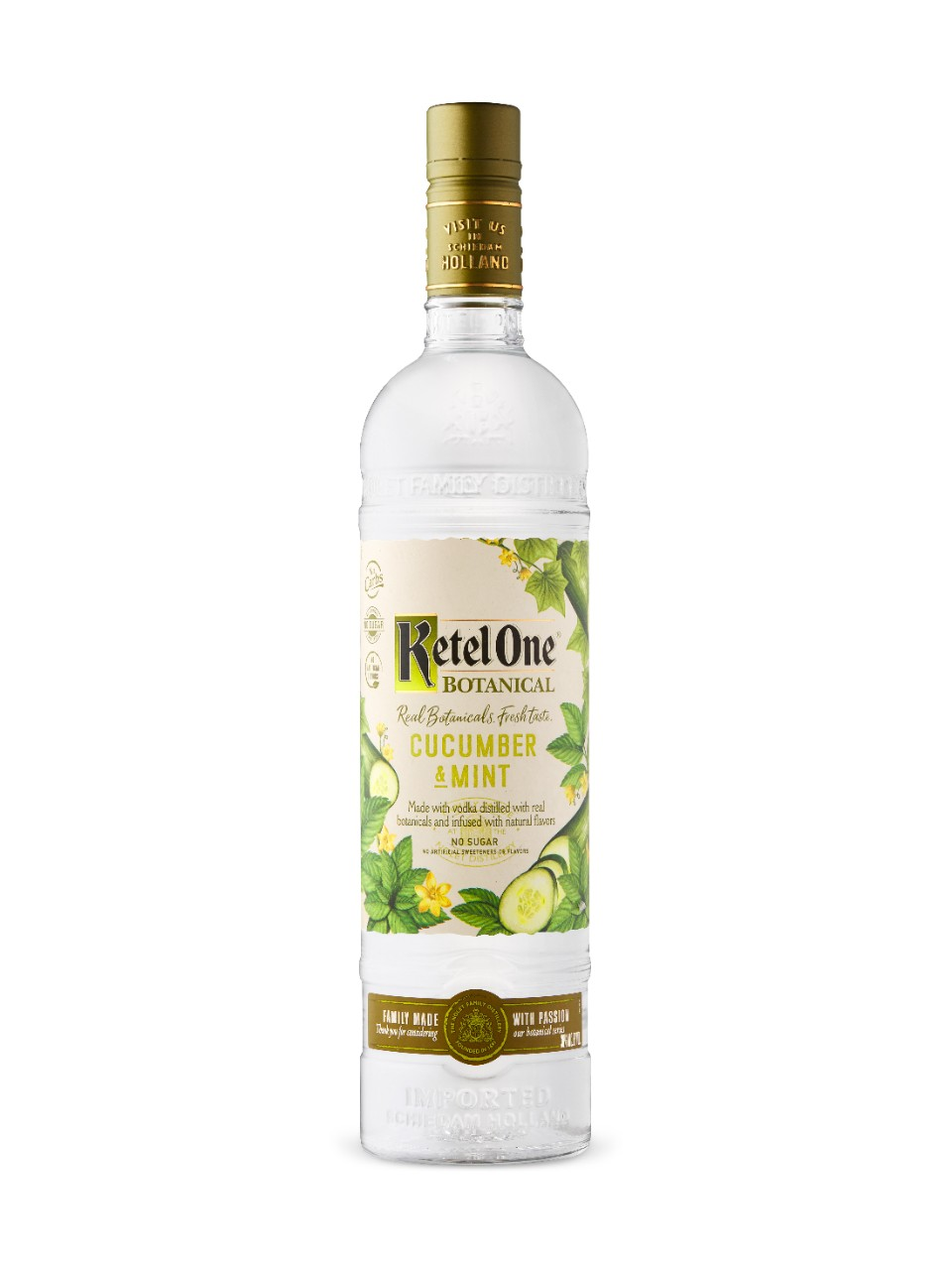 Image for Ketel One Botanical Cucumber and Mint from LCBO