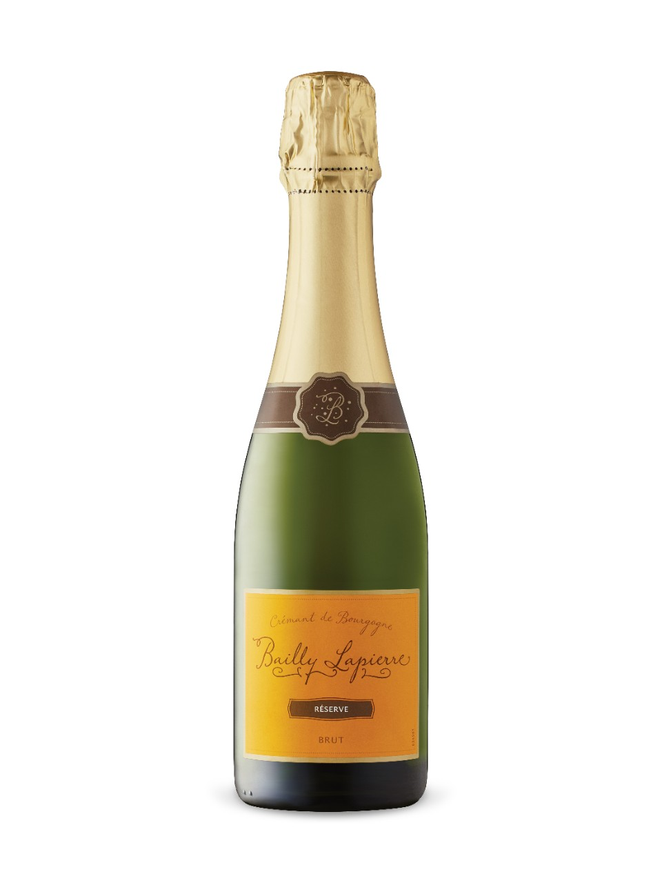 Image for Bailly Lapierre Réserve Brut Crémant de Bourgogne from LCBO