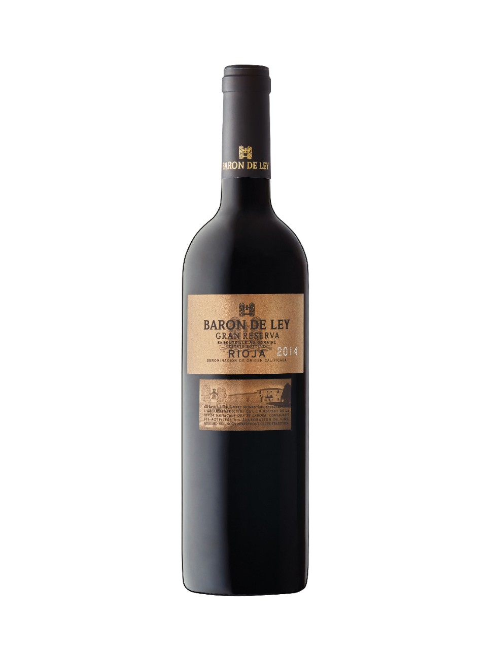Image for Barón de Ley Gran Reserva 2012 from LCBO