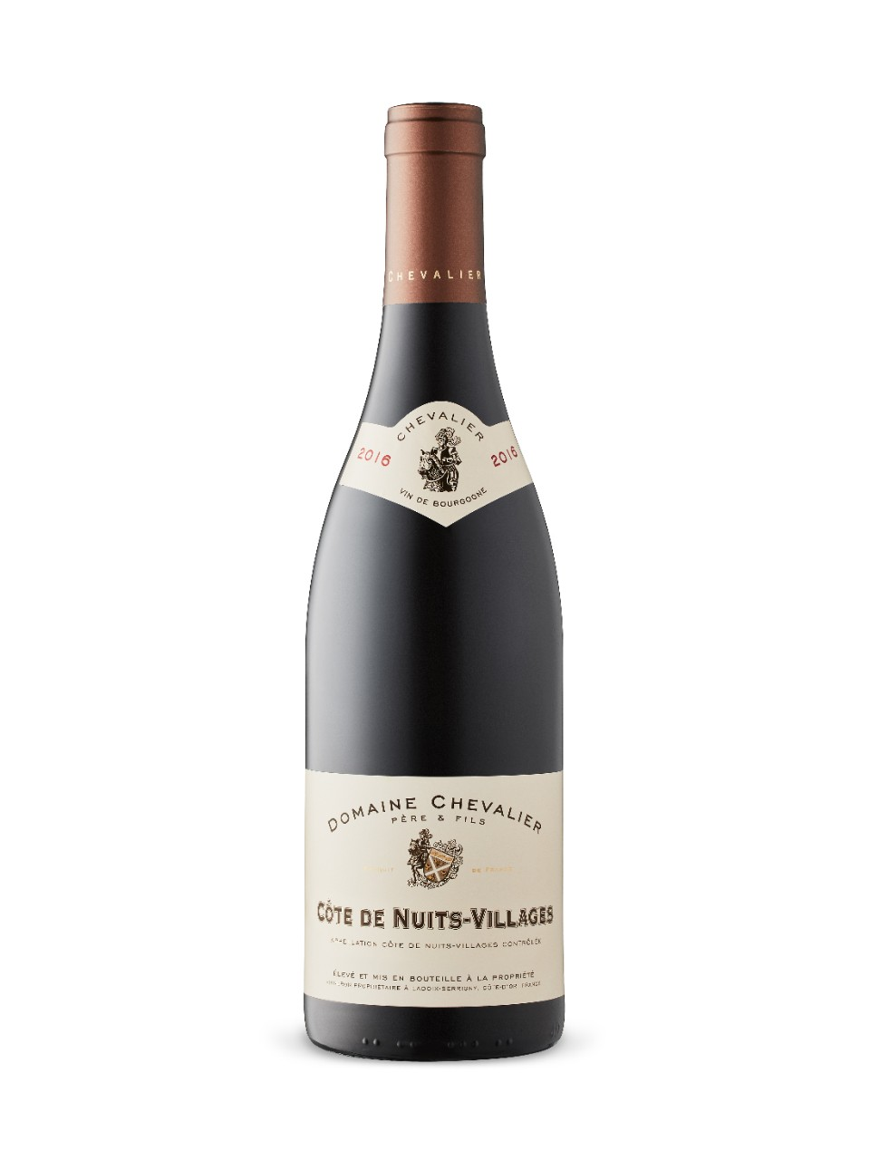 Image for Chevalier Côte de Nuits Villages 2016 from LCBO