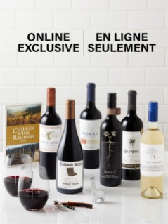 Wines Of Chile Box Special Offer