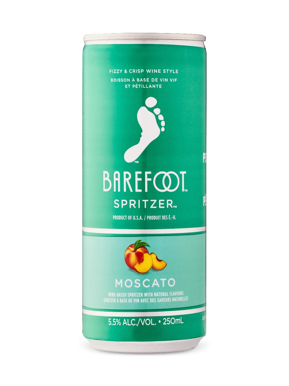 Barefoot Moscato Spritzer from LCBO