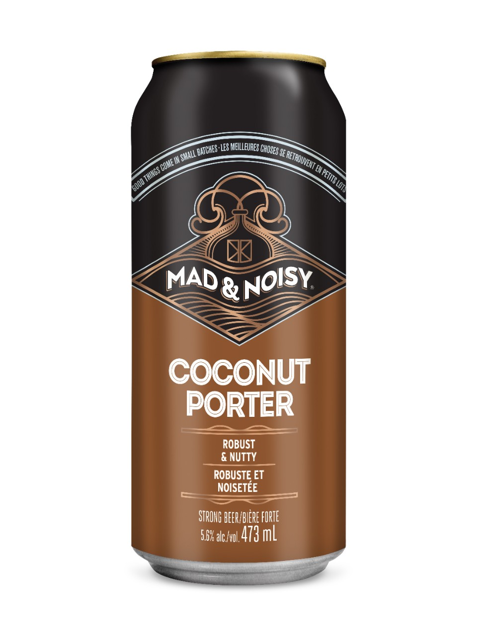 Image for Mad & Noisy Coconut from LCBO