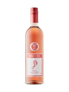 Barefoot Cellars Pink Moscato
