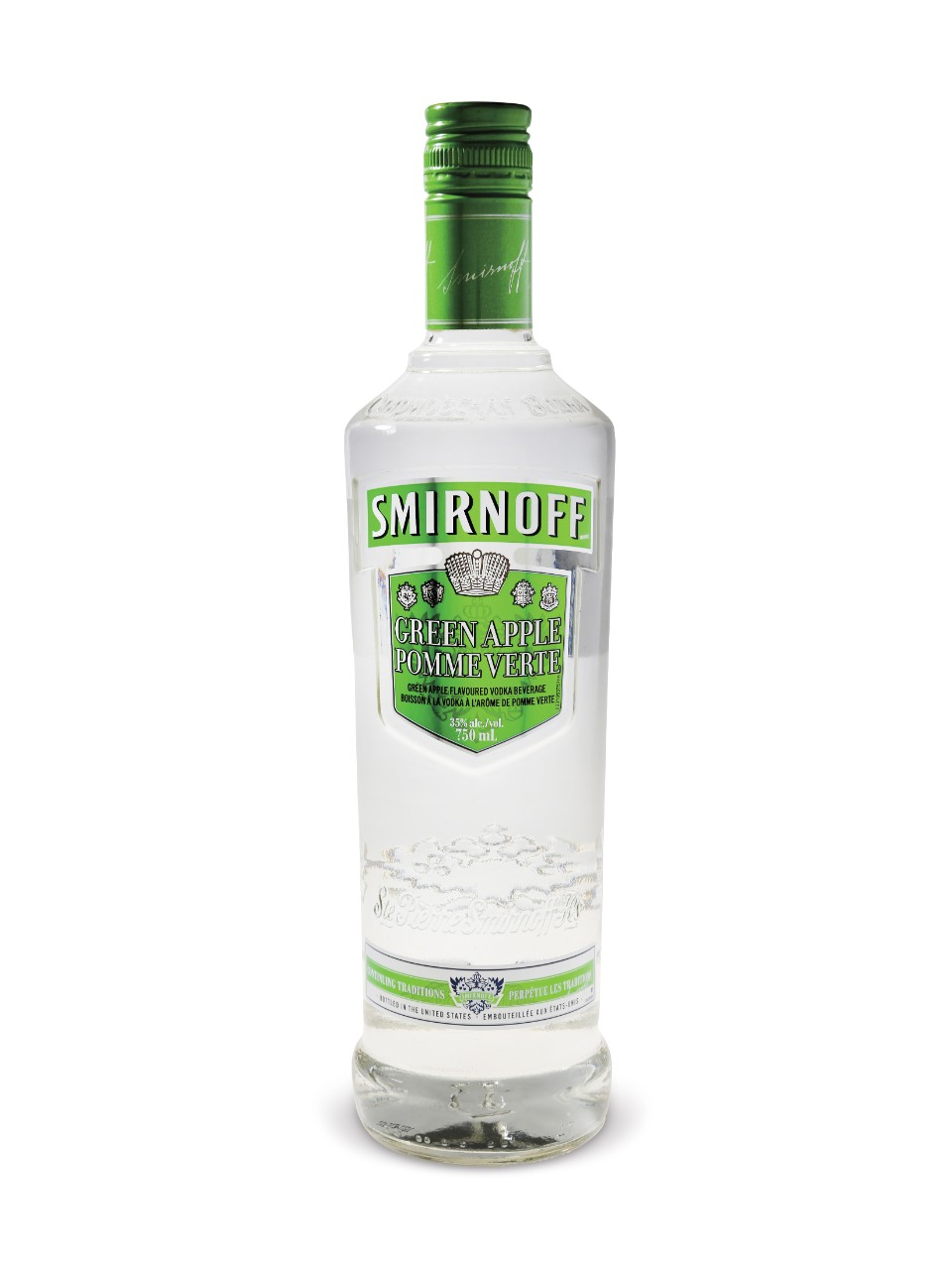 Smirnoff Green Apple Twist Vodka (750 mL bottle) – The ...