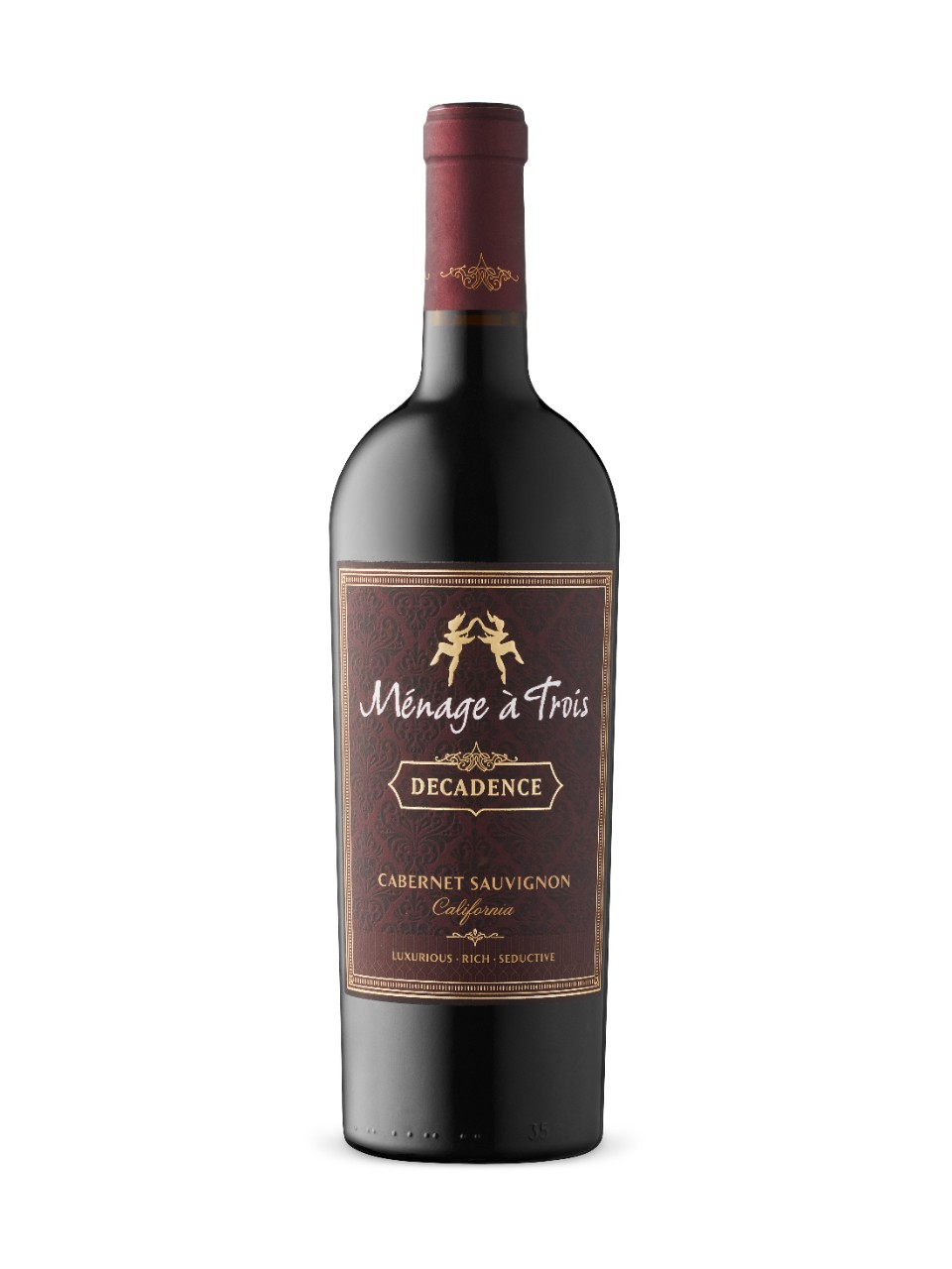 Image for Ménage à Trois Decadence Cabernet Sauvignon from LCBO