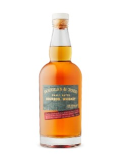 Douglas And Todd Small Batch Bourbon Whiskey