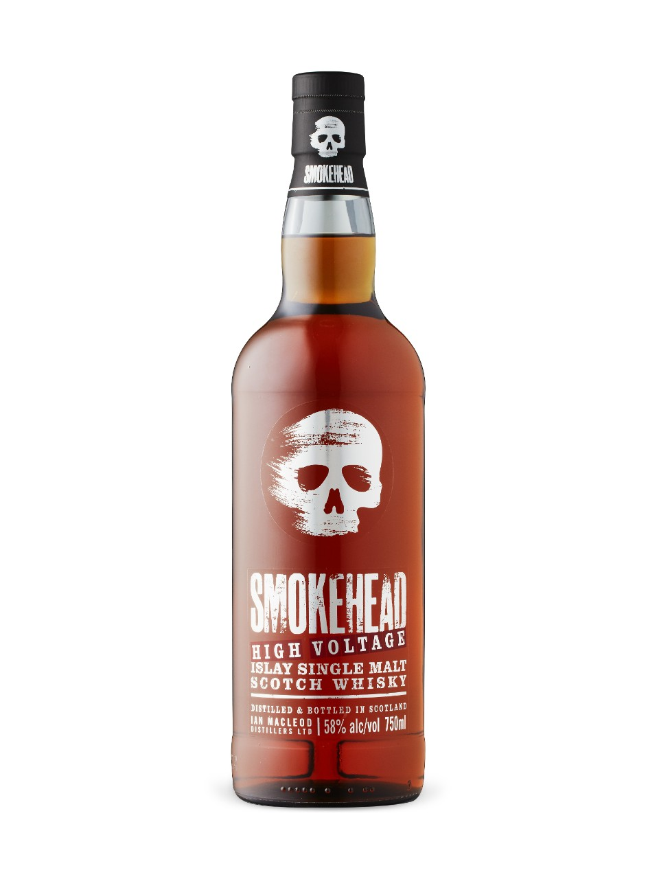Image for Smokehead High Voltage Islay Single Malt from LCBO