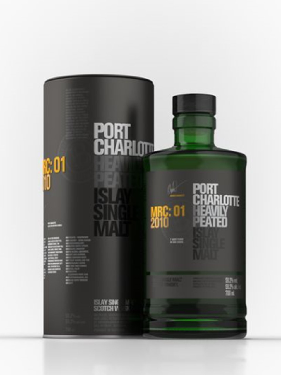 Image for Bruichladdich Port Charlotte MRC01 from LCBO