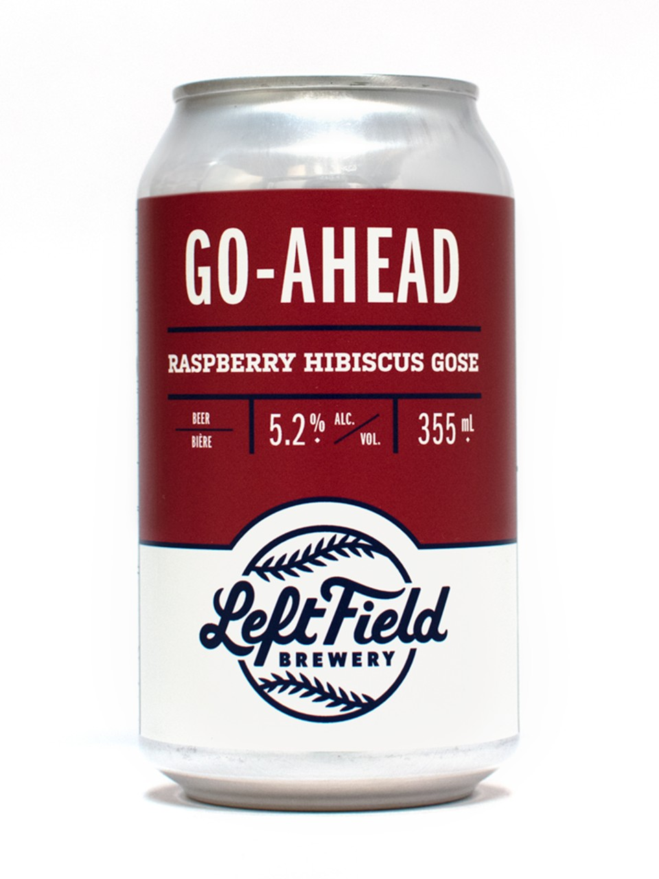 Image for Left Field Go-Ahead Raspberry Hibiscus Gose from LCBO