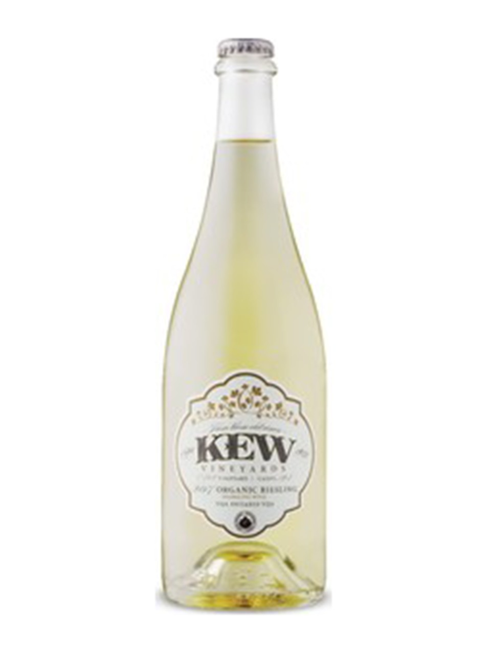 Image for Kew Vineyards Organic Riesling Sparkling 2017 from LCBO