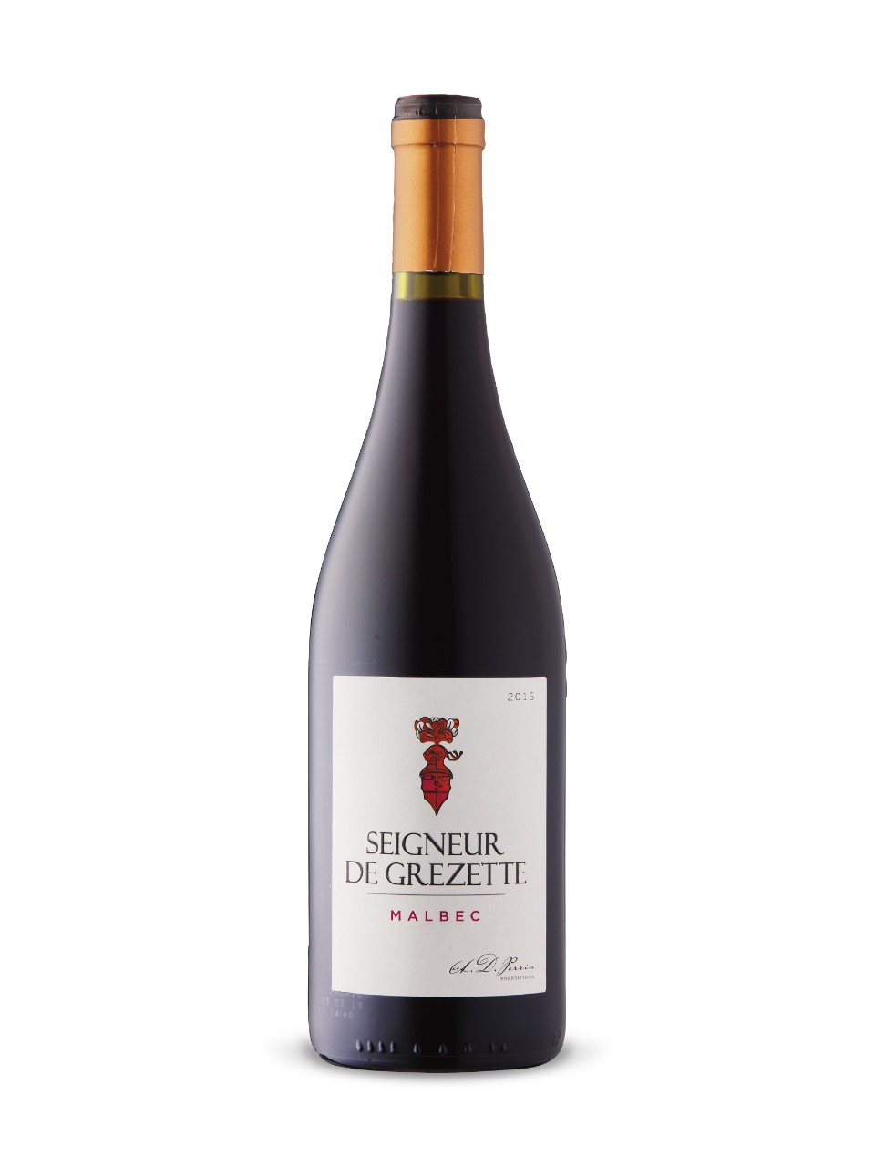 Image for Seigneur de Grezette Malbec 2016 from LCBO