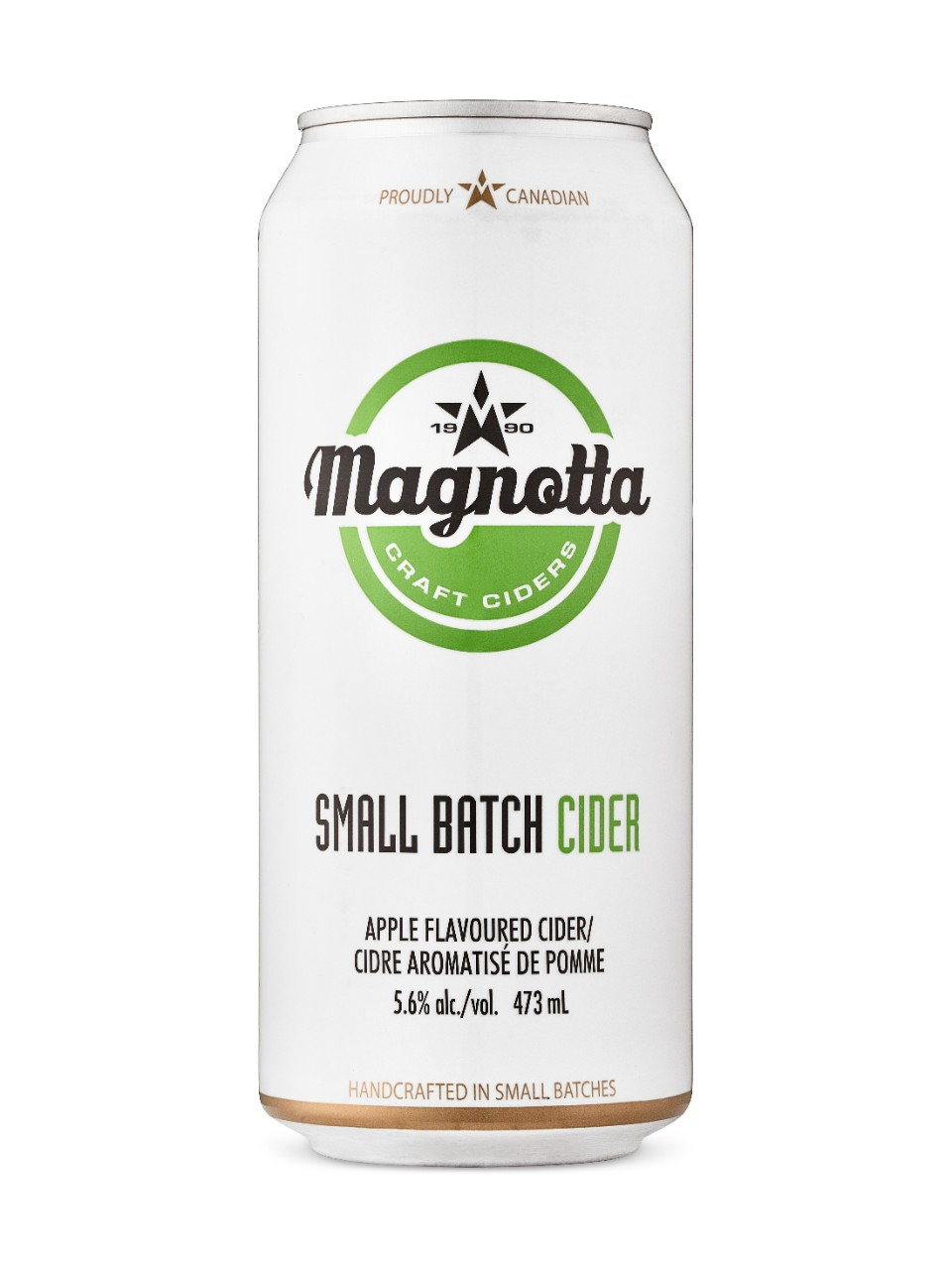 Image for Magnotta Small Batch Cider from LCBO