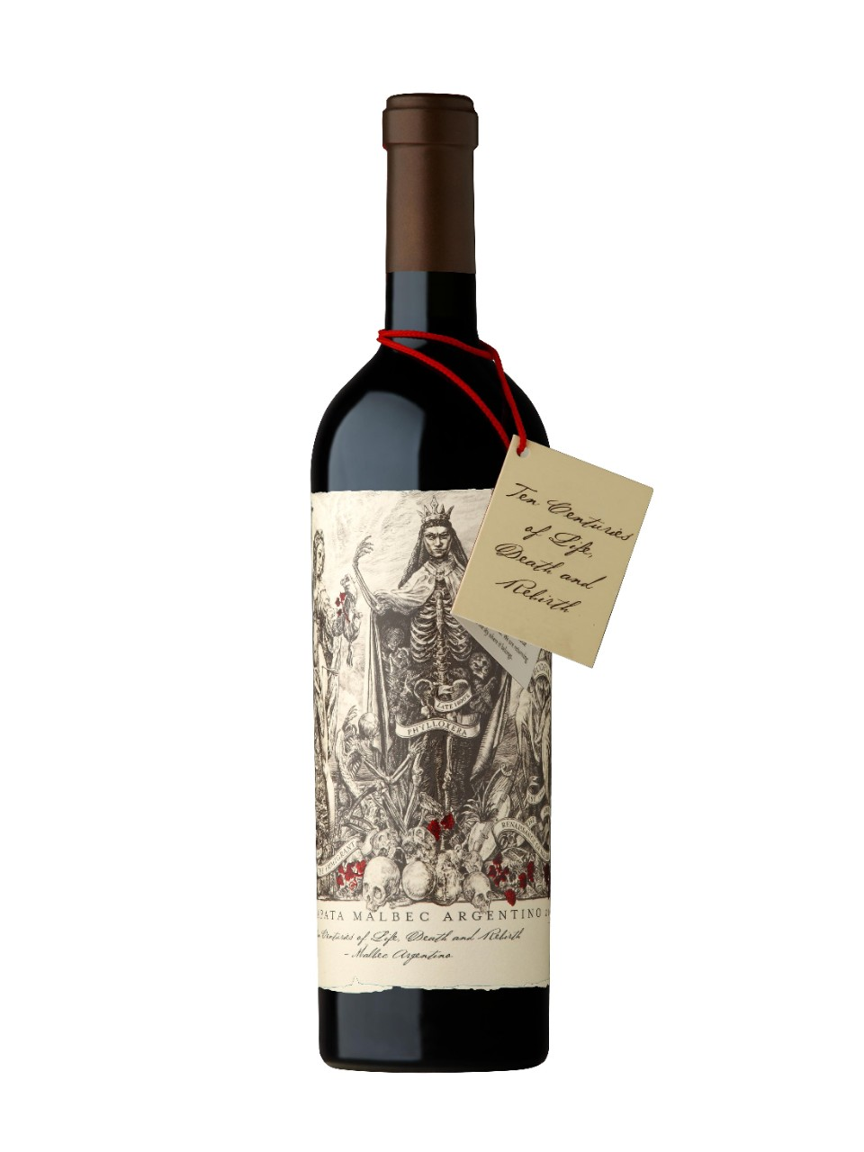 Image for Catena Zapata Argentino Malbec 2015 from LCBO