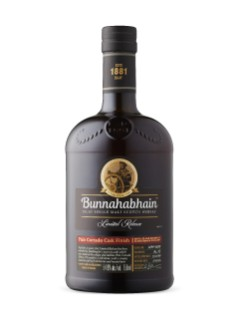 Bunnahabhain 1997 Palo Cortado Cask Islay Single Malt Scotch Whisky