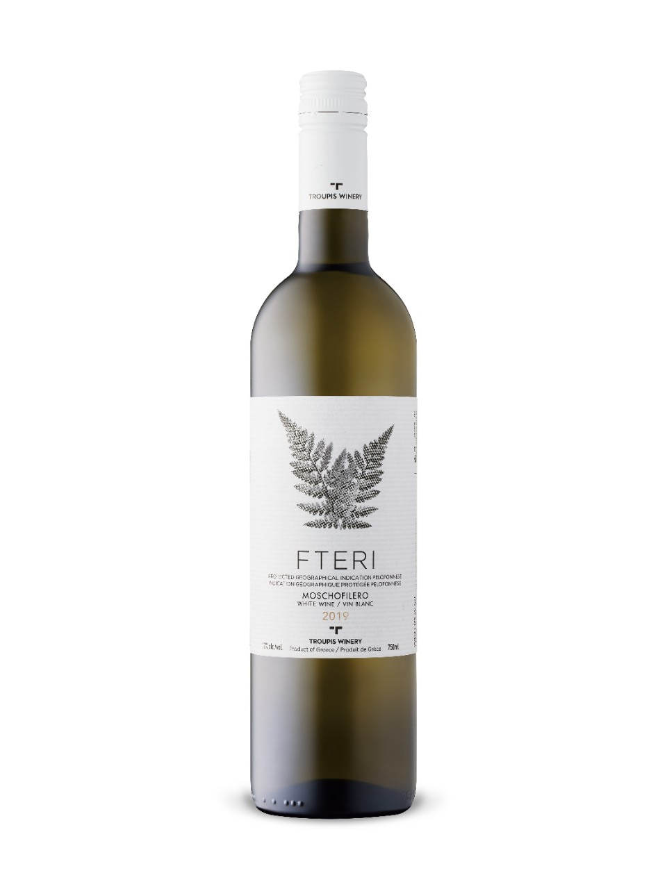 Image for Troupis Fteri Moschofilero 2017 from LCBO