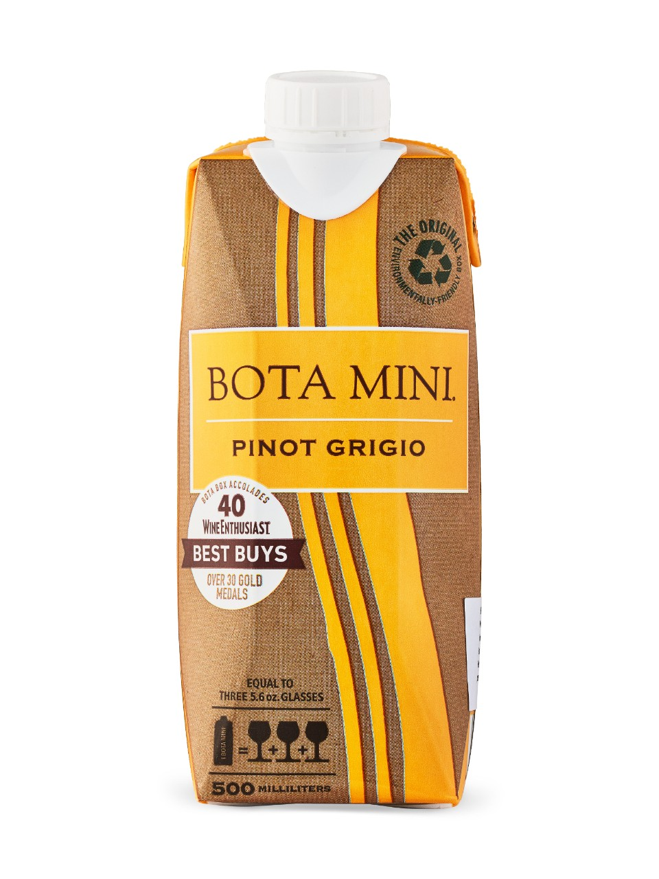 Image for Bota Mini Pinot Grigio from LCBO