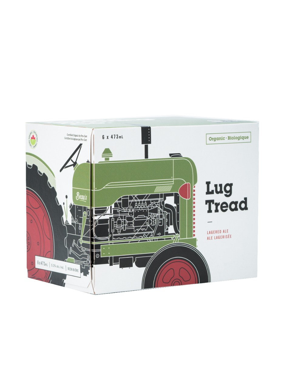 Image for Beau's Lug Tread from LCBO