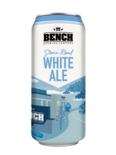 Bench Brewing Stone Road White Ale
