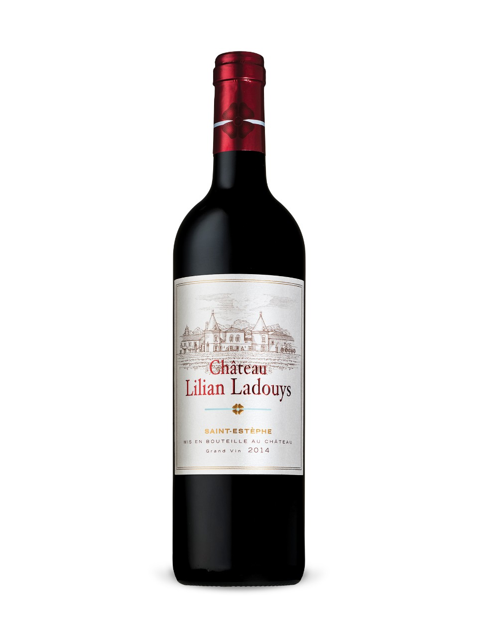 Image for Château Lilian Ladouys 2014 from LCBO