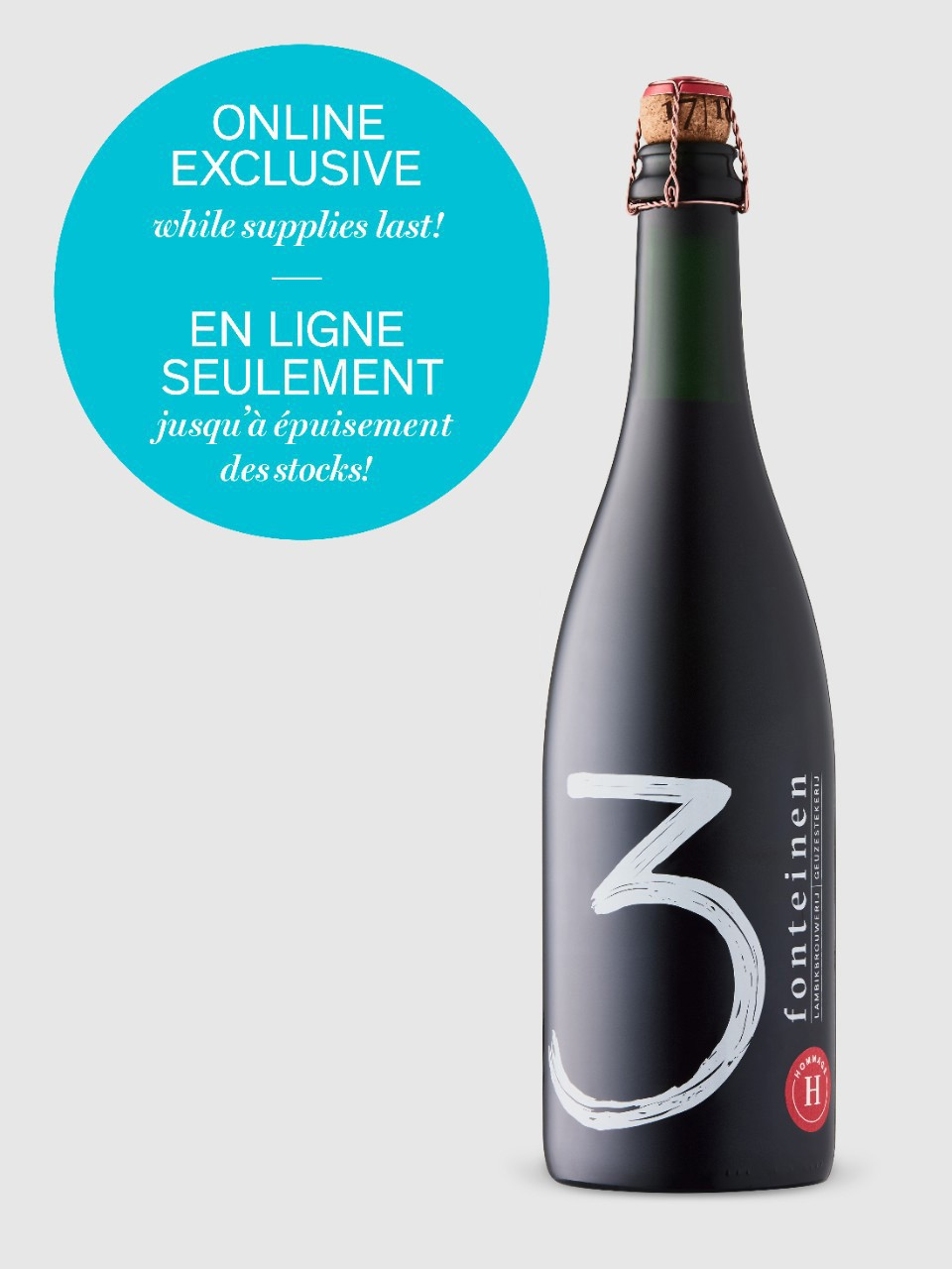 Image for 3 Fonteinen Hommage from LCBO