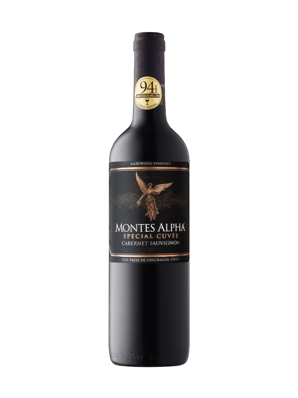 Image for Montes Alpha Special Cuvée Cabernet Sauvignon 2015 from LCBO