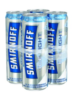 Smirnoff Ice Light Original