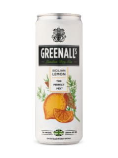G&J Greenall's Sicilian Lemon